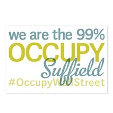 Occupy Suffield Postcards (Package of 8)