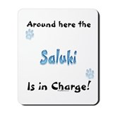 Saluki Charge Mousepad