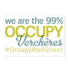Occupy Verchères Postcards (Package of 8)