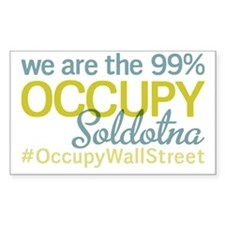 Occupy Soldotna Decal