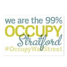 Occupy Stratford Postcards (Package of 8)