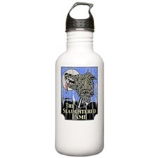 slaughteredlamb Water Bottle