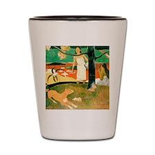 Gauguin Shot Glass
