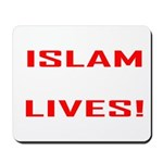 Islam Saves! Mousepad