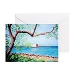 Bokeelia, Greeting Cards (Pk of 10)