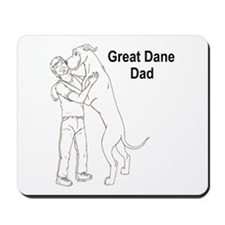 N GD Dad Mousepad