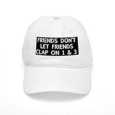 clap1 Baseball Cap