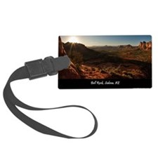 BELL ROCK VIEW_v2_CAFE PRESS_16x Luggage Tag