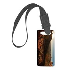 BELL ROCK VIEW_v3_12x18 Luggage Tag