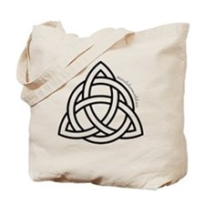 iPhone Celtic Holy Trinity Dark Tote Bag