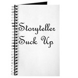 Storyteller Suck Up Journal