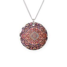 persian carpet 1 Necklace