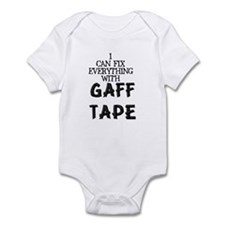 Gaff Tape Infant Bodysuit