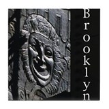 Loew's Theater. Flatbush, Bro Tile Coaster
