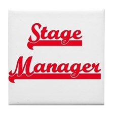 Stage Manager Tile Coaster