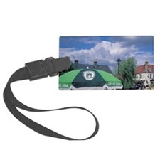 Europe, England, Cambridgeshire, Luggage Tag