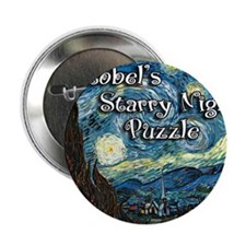 """Isobels 2.25"""" Button"""