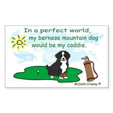 BerneseMountainDog Decal