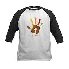 Personalized Turkey Hand Tee