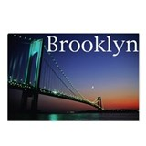 Verrazano Bridge, Bay Ridge,  Postcards (Package o