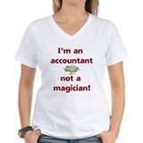 I'm An Accountant Not A Magic Shirt