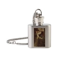 pzromeo Flask Necklace