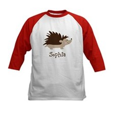Personalized Hedgehog Baseball Jersey