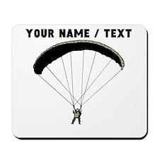 Custom Military Paratrooper Mousepad