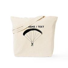 Custom Military Paratrooper Tote Bag