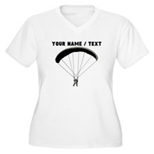 Custom Military Paratrooper Plus Size T-Shirt