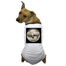 buffalo_nickel2 Dog T-Shirt