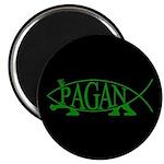 Pagan Fish Magnet