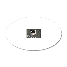 agility2 20x12 Oval Wall Decal
