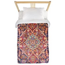 Handmade carpet Twin Duvet