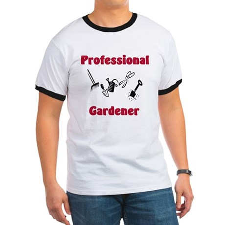 Professional Gardener Ringer T