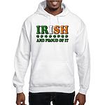 Irish and Proud of It 3D Hooded Sweatshirt