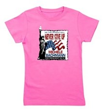 Bachmann_FINAL_light_EPS Girl's Tee