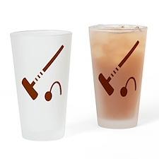 crockett_set Drinking Glass