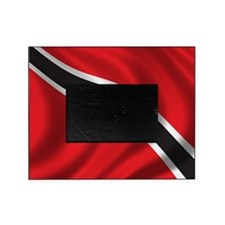 trinidad_flag Picture Frame