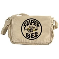 Super Bee PNG Messenger Bag