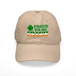 Proud to Be Irish Tricolor Cap