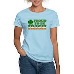 Proud to Be Irish Tricolor Women's Light T-Shirt