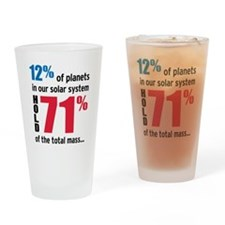 12percent-large Drinking Glass