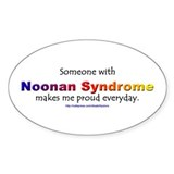 Noonan Pride Oval Decal