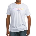 Noonan Pride Fitted T-Shirt