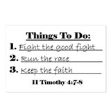Things to Do Postcards (Package of 8)