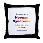 Noonan Pride Throw Pillow