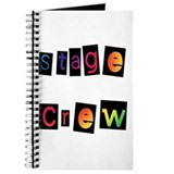 Stage crew Journals & Spiral Notebooks