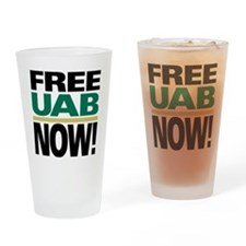 FREE UAB NOW 4x4 Drinking Glass
