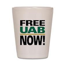 FREE UAB NOW 4x4 Shot Glass